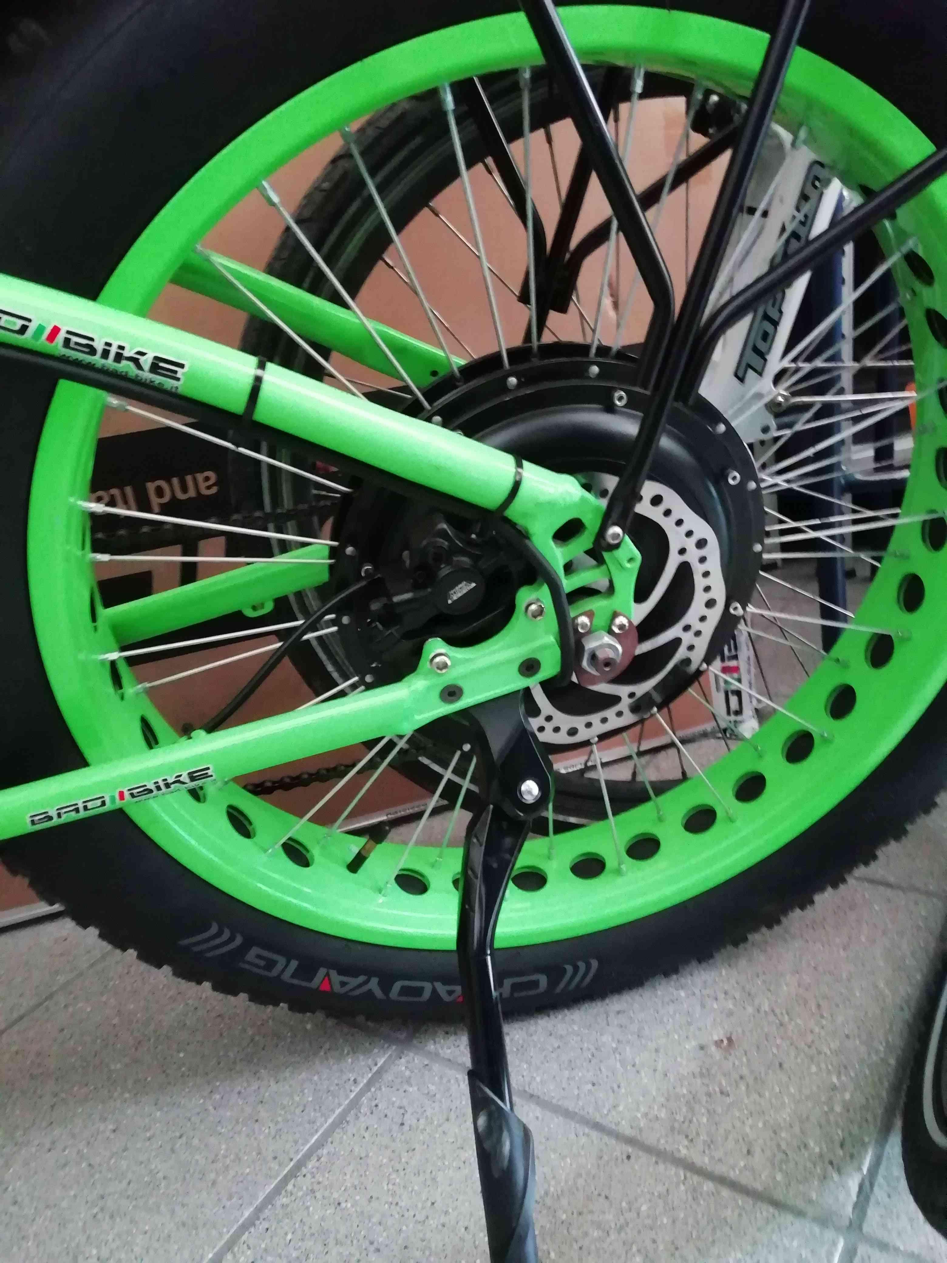 Bad-Bike mod Bigbad