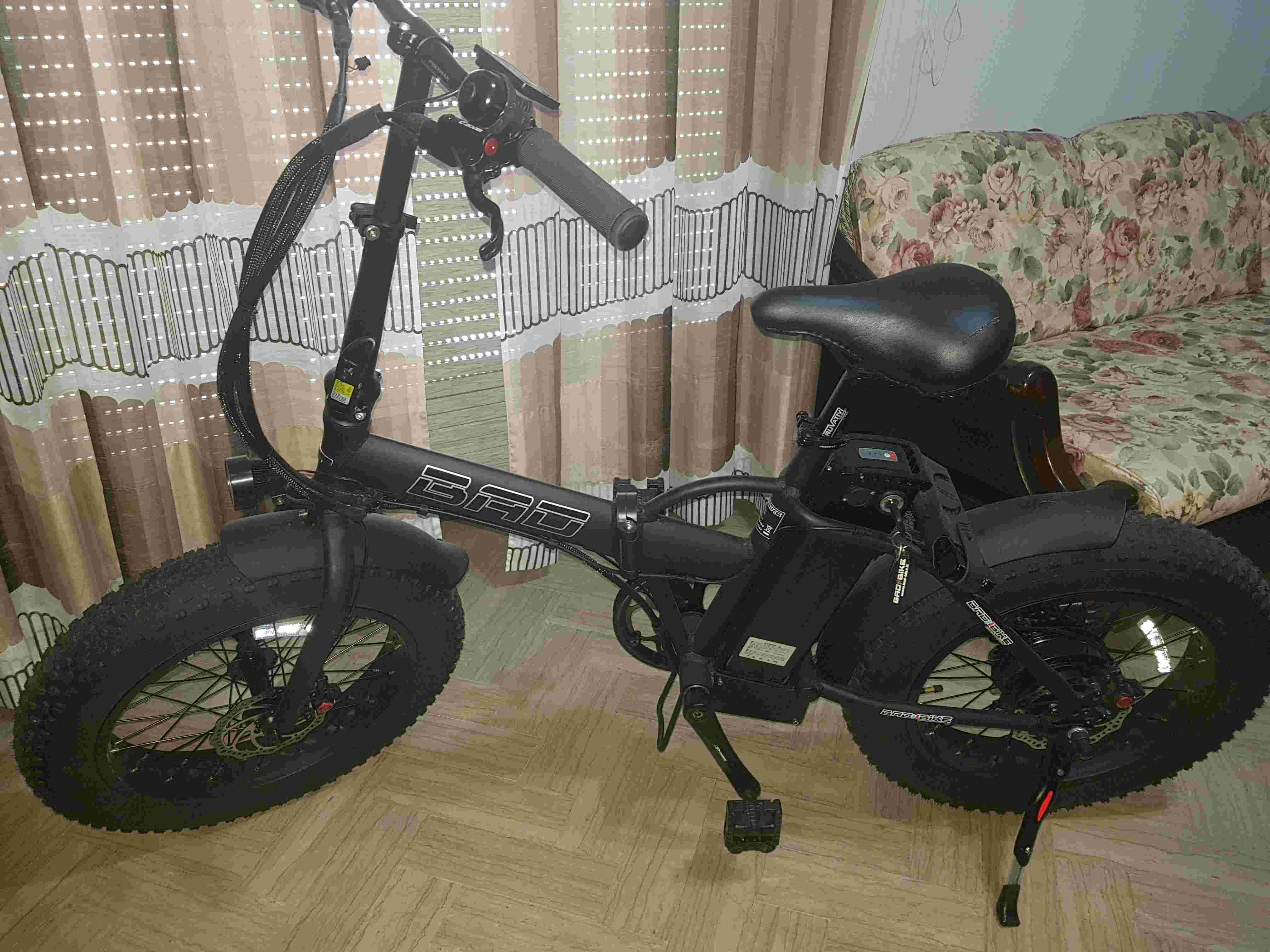 Bad bike bad fat 250w