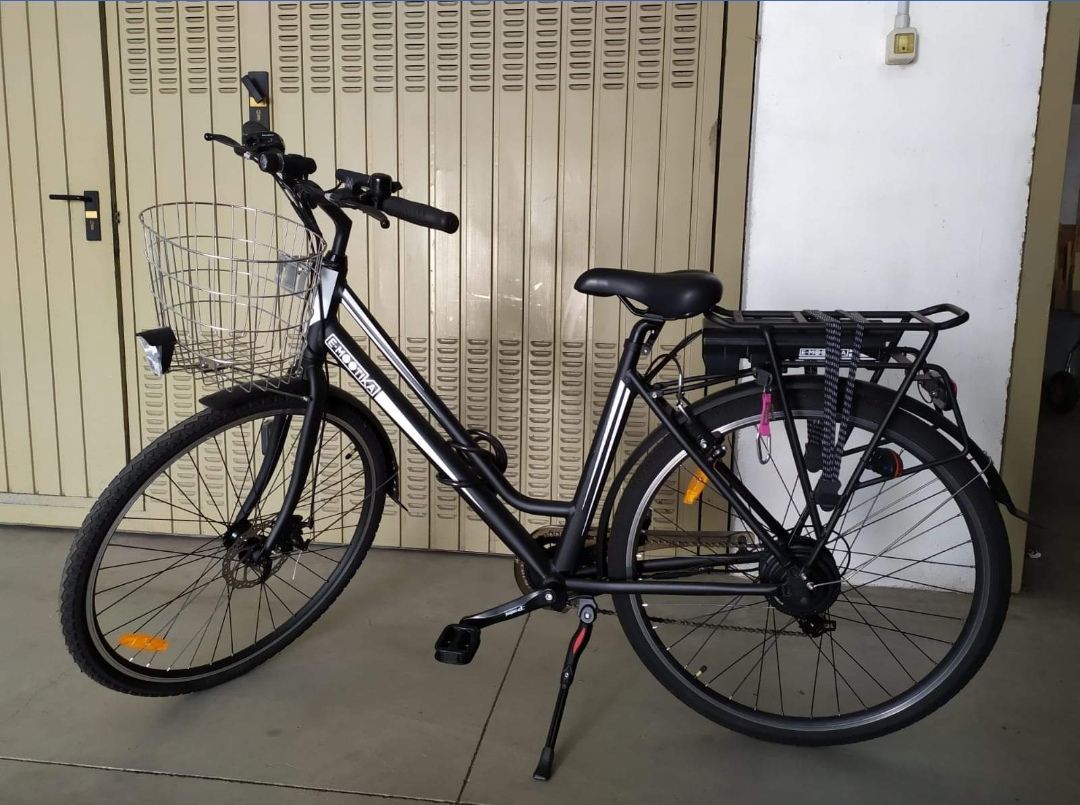Bici elettrica E-mootika - biciclette elettriche: annunci ...
