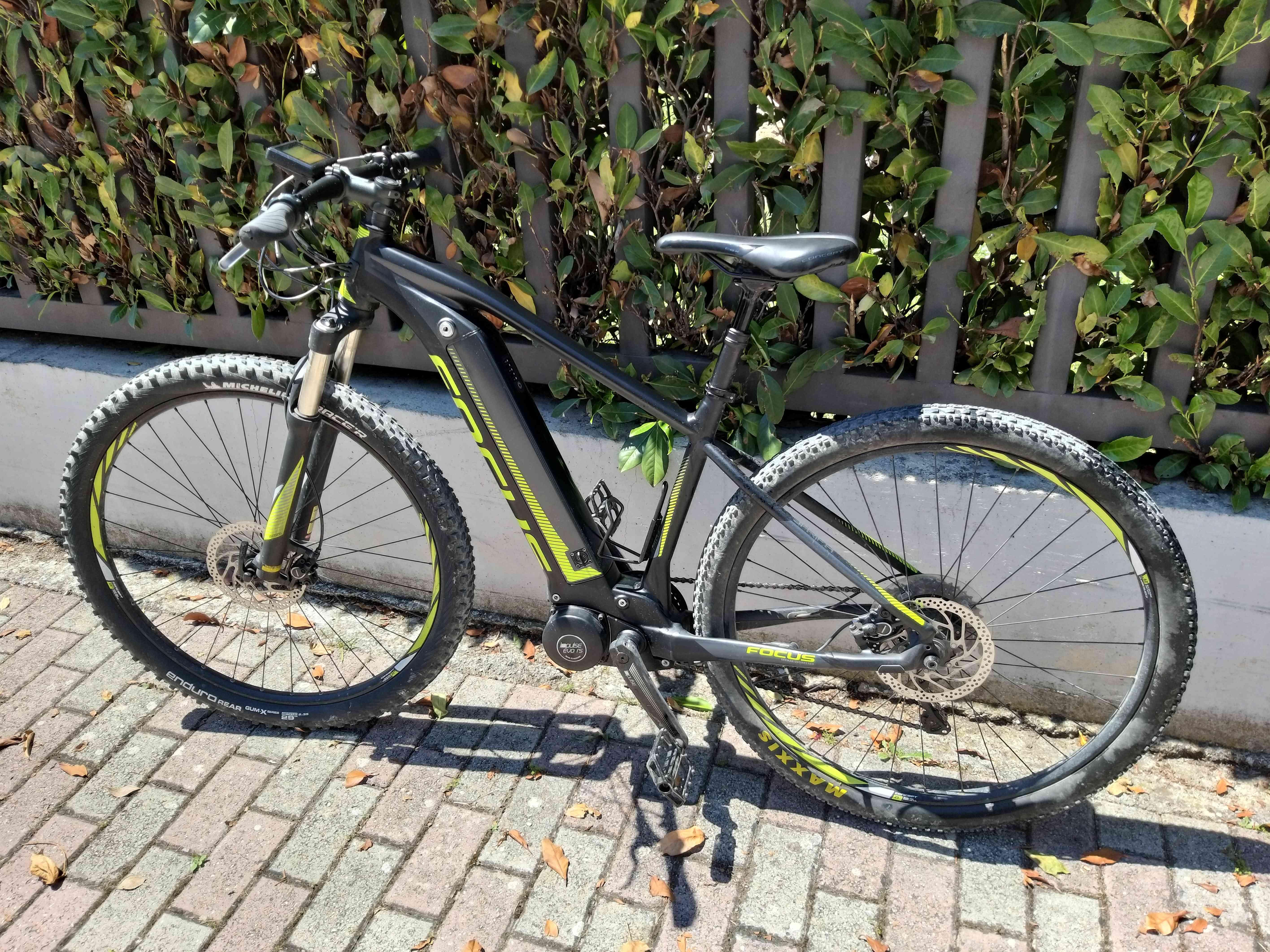 Bike focus jarifa e sport
