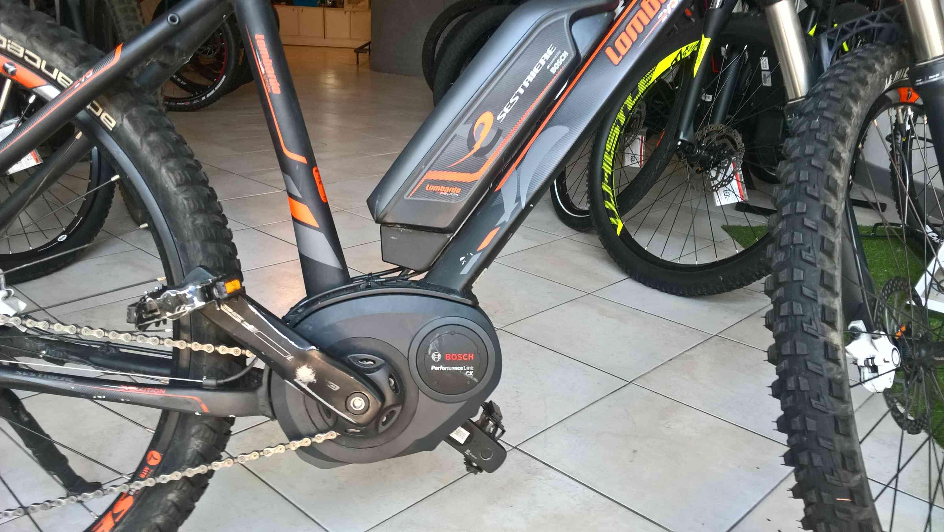 E-Bike Lombardo E-Sestriere 500 cx