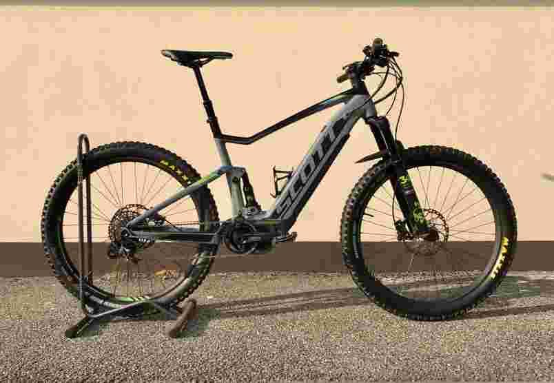 Scott Spark 720 E-Ride