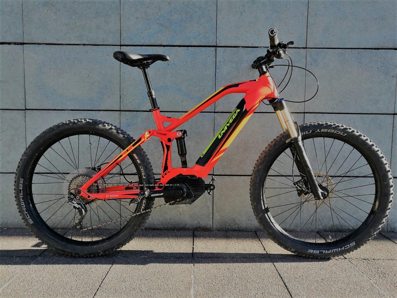 Univega Renegade B 30 Plus Usata Biciclette Elettriche Annunci