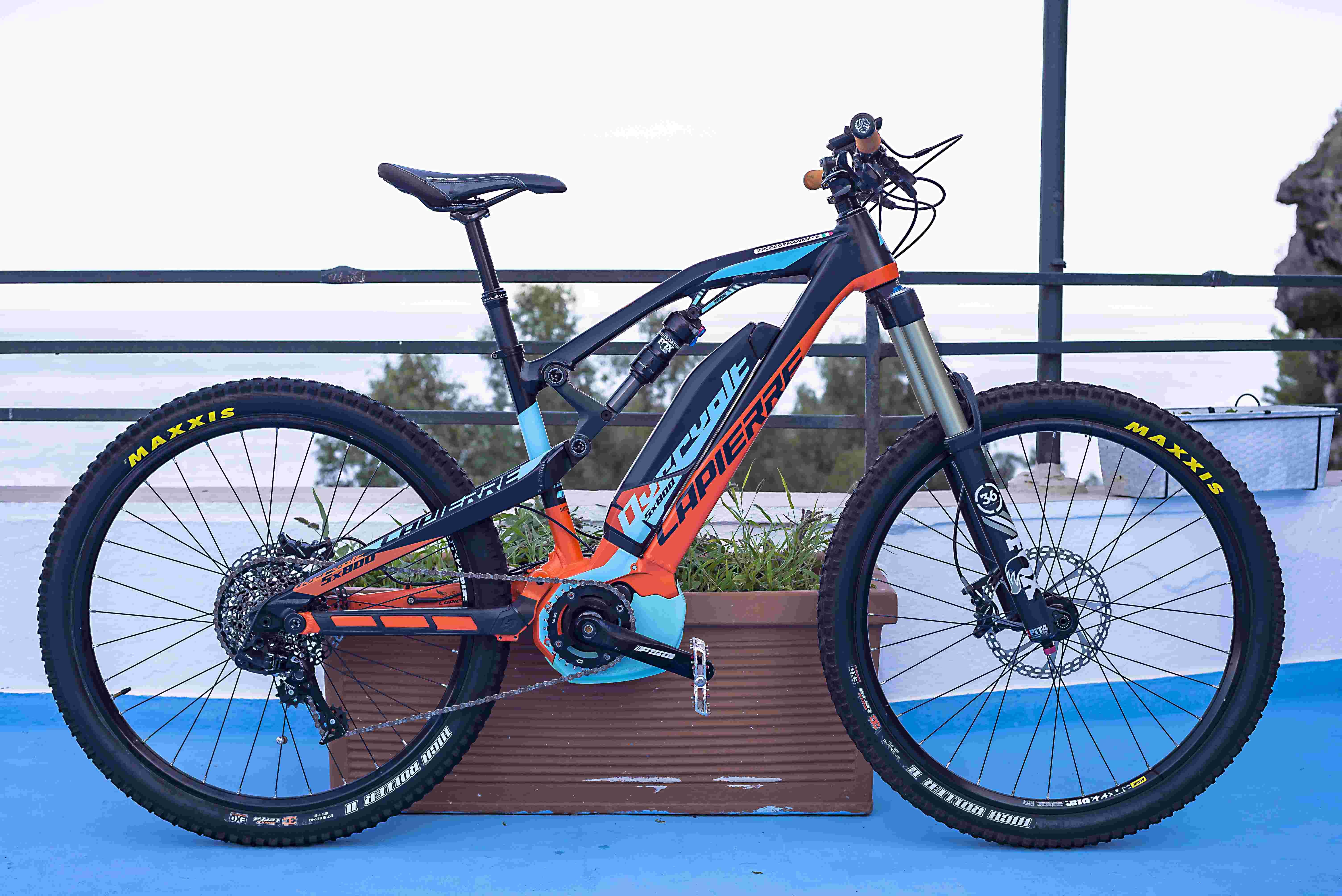 ad9508abc4d E-BIKE LAPIERRE OVERVOLT SX800 FULL - biciclette elettriche: annunci di  vendita
